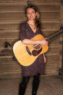 PineCone Bluegrass Camp Songwriting instructor Lynda Dawson