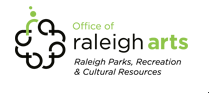 Logo: Office of Raleigh Arts - Raleigh Arts, Recreation, & Cultural Resources